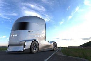 Ford ra mắt xe tải điện lấy cảm hứng từ Người sắt