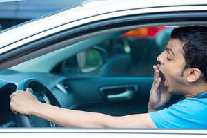 Ngủ ít hơn 4 giờ, nguy cơ bị tai nạn xe hơi cao gấp 15 lần