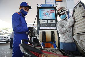 Giá xăng tiếp tục tăng trong kỳ điều chỉnh ngày 21/9