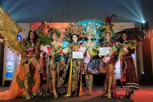 Thúy Vi giành giải thưởng trang phục truyền thống đẹp nhất tại Miss Asia Pacific International