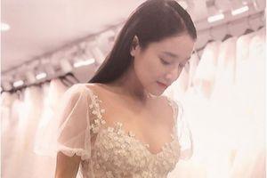 NTK Chung Thanh Phong tiết lộ thiết kế váy cưới của Nhã Phương
