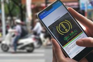 Người dân có thể tra cứu tình hình giao thông TP HCM qua điện thoại
