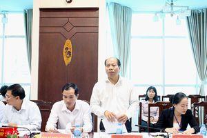 Khảo sát thực trạng tổ chức và hoạt động của các cơ sở đào tạo, bồi dưỡng tại tỉnh Long An