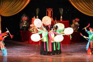 Nghệ sĩ phía Bắc tổ chức Giỗ tổ sân khấu