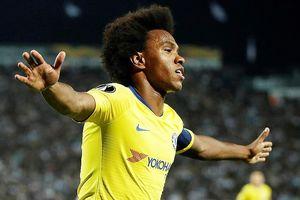 Toàn cảnh PAOK 0-1 Chelsea: Willian ghi bàn sớm, The Blues thắng nhàn