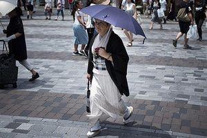 Hơn 30.000 người Nhật Bản nhập viện do nắng nóng