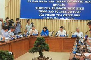 UBND TP.HCM nhận lỗi và xin lỗi về những sai phạm tại Dự án Khu đô thị mới Thủ Thiêm