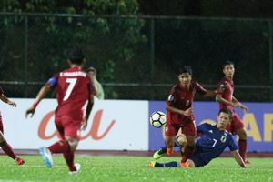 U16 châu Á: Thái Lan bị vùi dập, Malaysia trút mưa gôn đối thủ