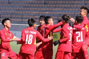 Trực tiếp U16 châu Á: U16 Việt Nam vs U16 Ấn Độ