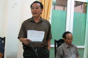 Thanh Hóa kỷ luật một loạt lãnh đạo cấp huyện và Sở NN-PTNN