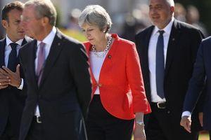 Thủ tướng Anh Theresa May yêu cầu EU 'tôn trọng'