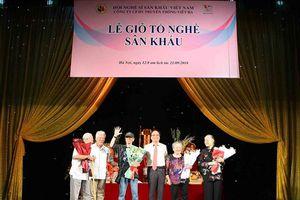 Ngày Sân khấu Việt Nam: Nghệ sĩ hướng về tổ nghiệp