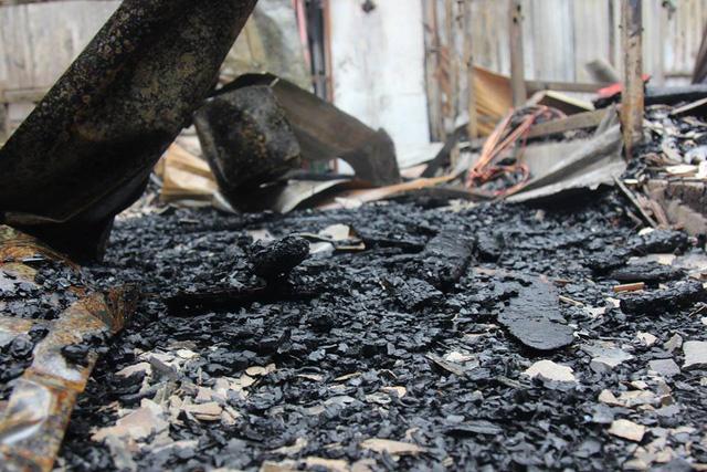 Hai nạn nhân tử vong trong vụ cháy gần Bệnh viện Nhi là đôi vợ chồng người Phú Thọ