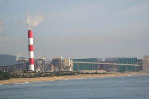 Bộ TN&MT: Khí thải của Formosa Hà Tĩnh đảm bảo