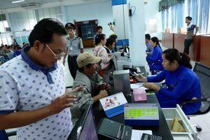 Ga Sài Gòn lên lịch phát số thứ tự mua vé tàu Tết
