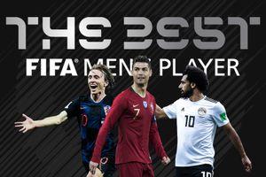 Ronaldo - Modric - Salah: Ai sẽ là chủ nhân của danh hiệu 'The Best'?