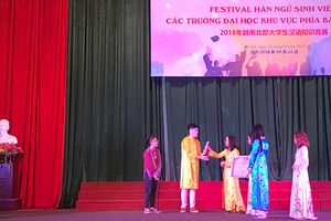 Festival Hán ngữ sinh viên các trường đại học phía Bắc: Cầu nối vững chắc quan hệ hai nước Việt - Trung