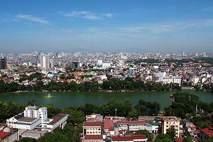 Hà Nội: Chất lượng không khí tại Hàng Đậu gần mức kém trong ngày cuối tuần