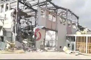 Động thái 'lạ' của Syria giữa lúc hỏa lực vô tình hạ máy bay đồng minh Nga