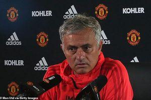 Man United thắng liên tiếp, Mourinho vẫn nói lời bi quan