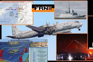 Il-20 bị bắn: Nga lập vùng cấm bay Hmeymim-Tartous chặn Israel?