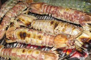 Sản vật rừng U Minh: Có tôm hung dữ, ba khía nấu cả con