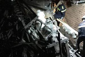 Xác minh 2 thi thể người được tìm thấy tại hiện trường vụ cháy gần Bệnh viện Nhi Trung ương