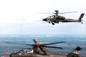Ngạc nhiên trực thăng tàng hình đắt ngang chiến đấu cơ 4++ của Mỹ