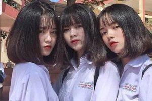 Nhan sắc như hot girl 3 nữ sinh Yên Bái gây hot Instagram