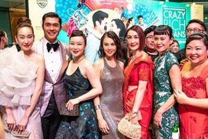 Cuộc sống sang chảnh khó tin của nhà giàu châu Á trong 'Crazy Rich Asians'