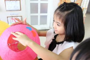 Mang trung thu đến cho trẻ em nghèo