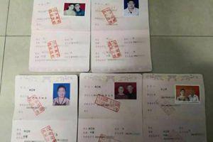 9 giấy kết hôn và ly hôn của hai mẹ con chuyên lừa tiền cưới
