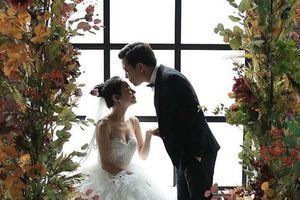 Ảnh cưới chính thức của Trường Giang - Nhã Phương lộ diện trước hôn lễ 3 ngày