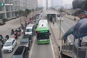 Thanh tra Chính phủ công bố kết luận về dự án Buýt nhanh BRT Hà Nội