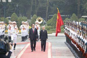 TP.HCM kỷ niệm 45 năm thiết lập quan hệ ngoại giao VN - Nhật Bản