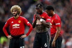 Ngoại hạng Anh: M.U gây thất vọng, Liverpool và Man City thắng đậm