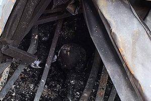 2 thi thể trong vụ cháy trên đường Đê La Thành có thể là cặp vợ chồng