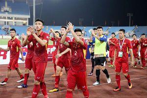 ĐT Việt Nam vững ngôi số 1 Đông Nam Á