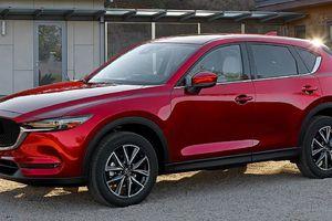 Bằng chứng rõ ràng cho thấy Mazda CX-5 2019 sẽ có động cơ tăng áp