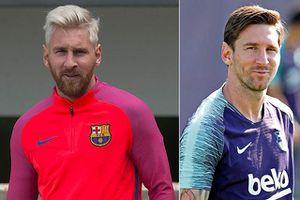 Messi từ bỏ 'vận may' sau khi vượt Ronaldo tại Champions League