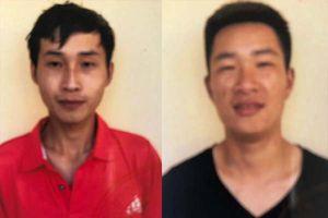 'Cặp' đạo chích gây ra hàng loạt vụ trộm xe máy sa lưới