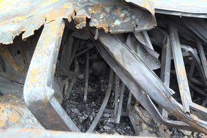 Xác định 2 người chết cháy ở đê La Thành là một cặp vợ chồng