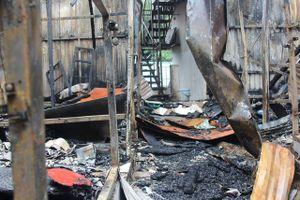 Vụ cháy sát Bệnh viện Nhi Trung ương: Hai thi thể nghi bố mẹ của bệnh nhi
