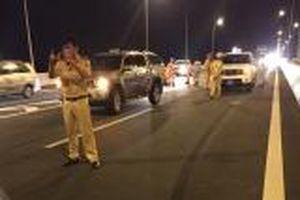 Cảnh sát giao thông có được dừng phương tiện trên cao tốc?