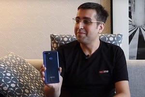 CEO Realme khoe Realme 2 Pro trước ngày ra mắt