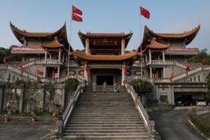 Một ngôi chùa ở Đài Loan trở thành điện thờ Mao Trạch Đông