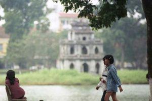 Bộ ảnh Hà Nội cách đây 20 năm qua ống kính người Nhật