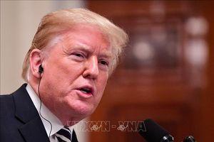 Tổng thống Mỹ Donald Trump: Không vội vàng quyết định bất cứ thỏa thuận nào với Triều Tiên