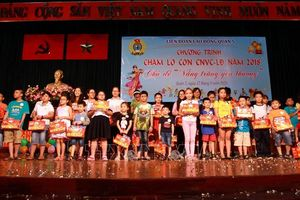 Tổ chức chu đáo Tết Trung thu cho trẻ em