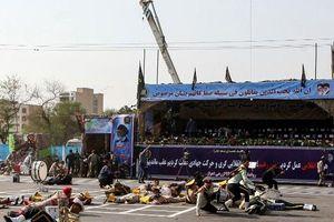 Iran: Hàng chục người thiệt mạng vì vụ xả súng vào đoàn diễu binh